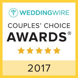 2017 Wedding Wire Bride's Choice Logo