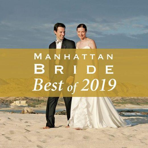 Manhattan Bride Best of 2019 logo
