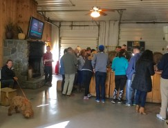 Wine Tasting by the Hearth