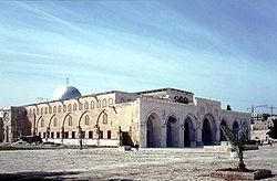 Masjid Al-Aqsa Palestina