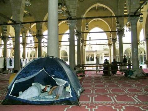 Masjid Amr bin Ash masjid pertama di Afrika