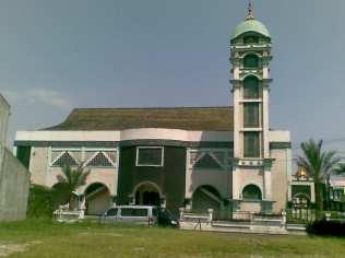 Masjid Al Fajr Bandung Indonesia