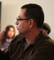 Germán Acosta, Jefe de Departamento de Evaluación de los Aprendizajes