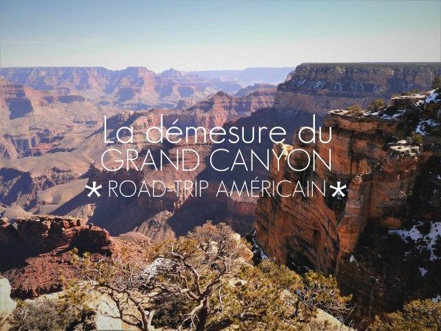 Titre Grand Canyon