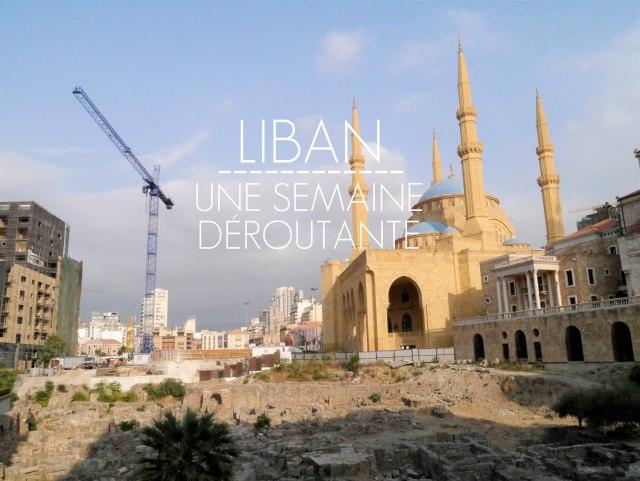 titre liban