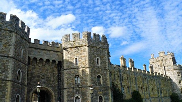 windsor reine palais uk angleterre blog voyage arpenter le chemin