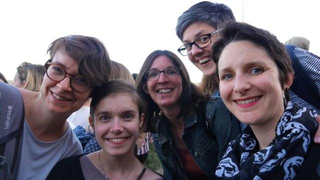Salon blogueurs de voyage WAT18 Arpenter le chemin rencontres