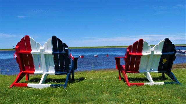 Acadie Nouveau-Brunswick Canada voyage