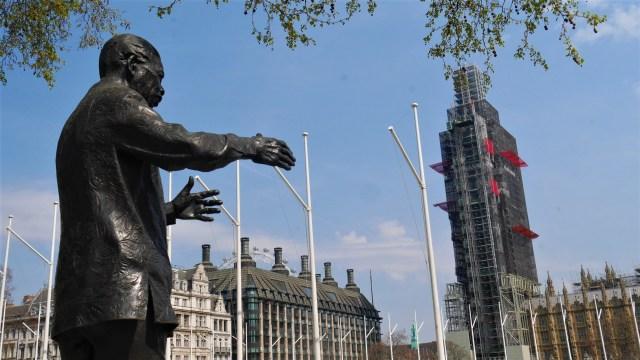 Big Ben Nelson Mandela Londres
