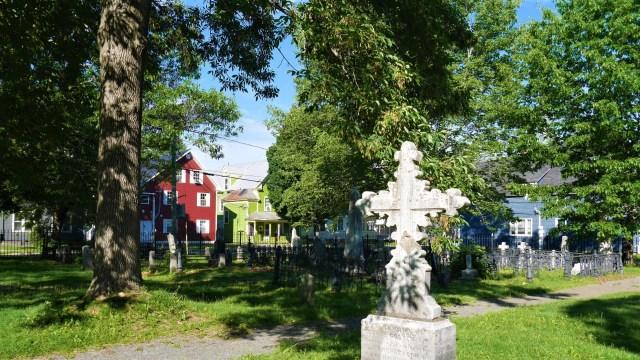 Fredericton cimetiere historique