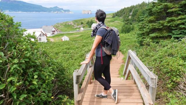 Ile Bonaventure parc national quebec gaspesie voyage