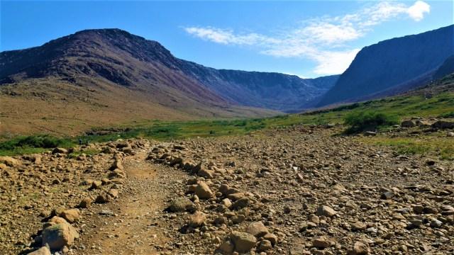 Gros Morne Tablelands randonnes blog voyage Arpenter lechemin Terre-Neuve Canada