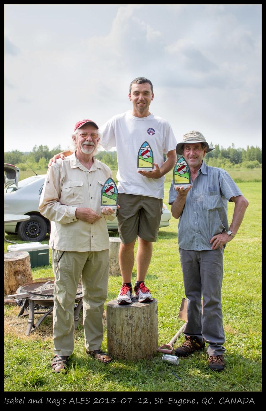 2015-07-12 ALES winners
