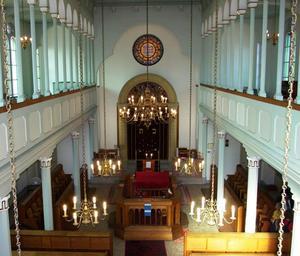 La synagogue de Saint-Louis ouvrira ses portes pour un accueil du public