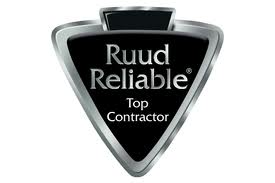 RUUD reliable top contractor logo