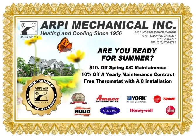 hvac discount service coupon