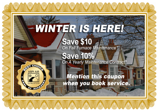 AC service discount coupon
