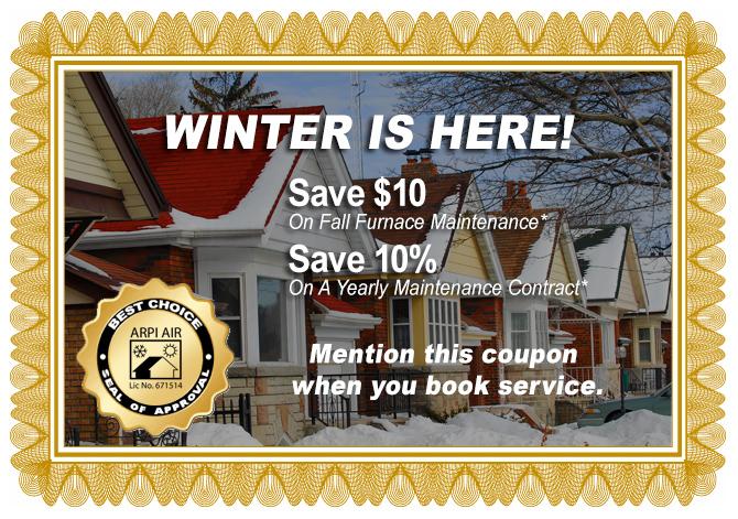 hvac discount service coupon