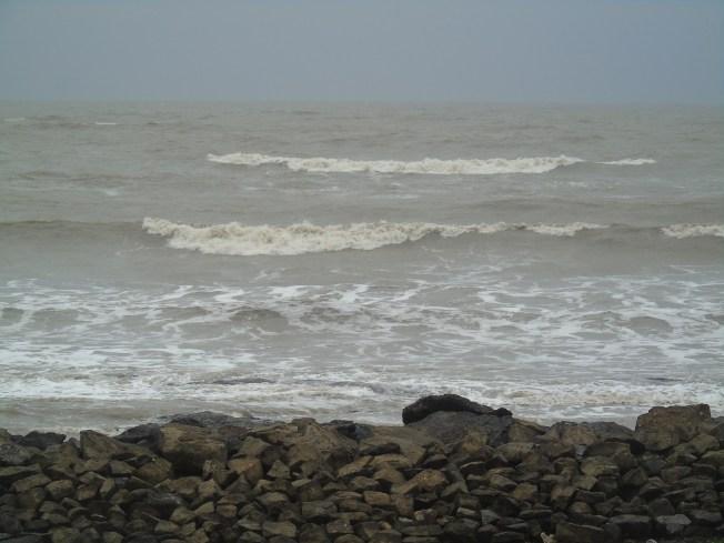 The Korlai Coastline