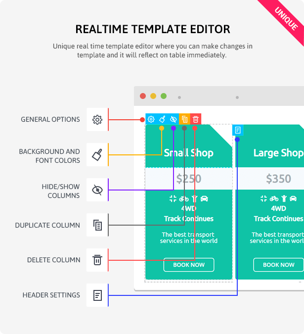 ARPrice - WordPress Pricing Table Plugin - 10