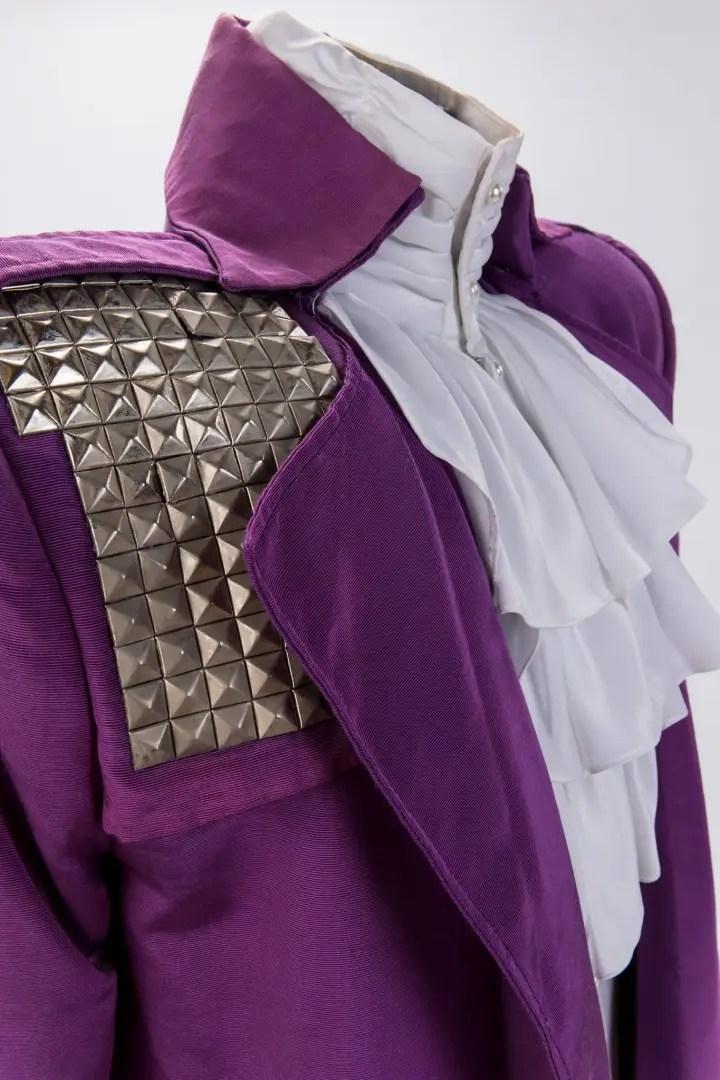 The Beautiful One: Fashioning The Kid in Purple Rain 8