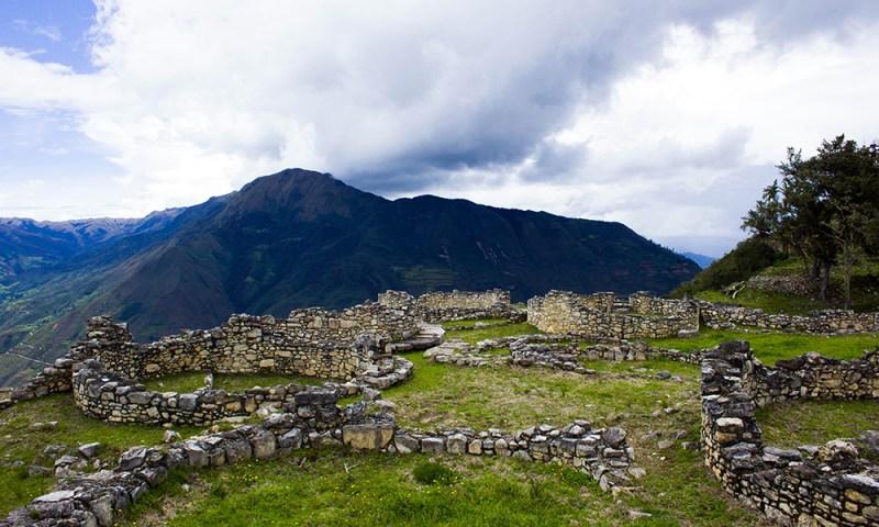 Una antigua ciudad perdida en Perú que es tan alucinante como Machu Picchu
