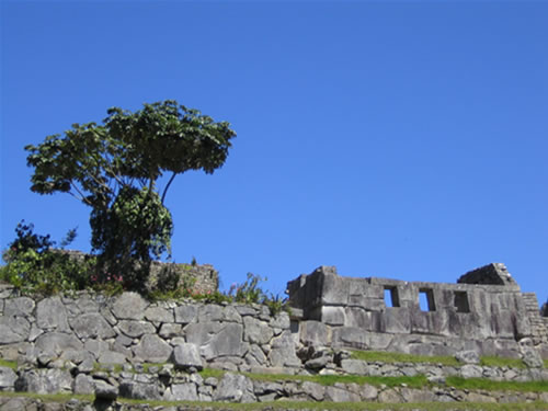 Machu Picchu: Templo de las Tres Ventanas