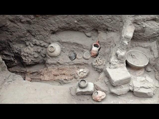 Ventarrón: arrojando luces sobre evolución de culturas