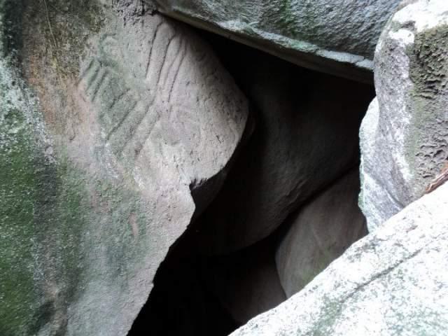 Petroglifos con 10 mil años de antigüedad en Cajamarca, Perú