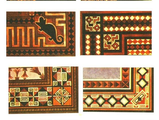 Glosas sobre la decoración en la cerámica Inca-Cuzco