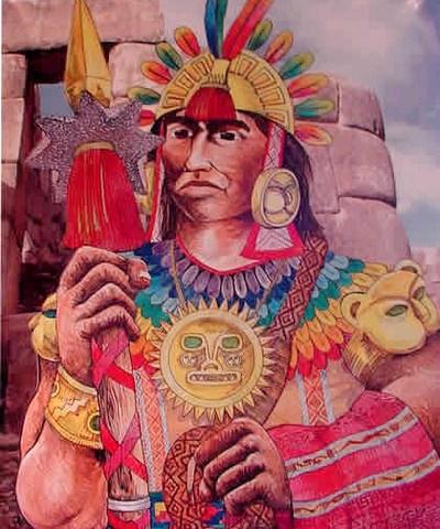 Imperio Inca: Época estatal, gran expansión