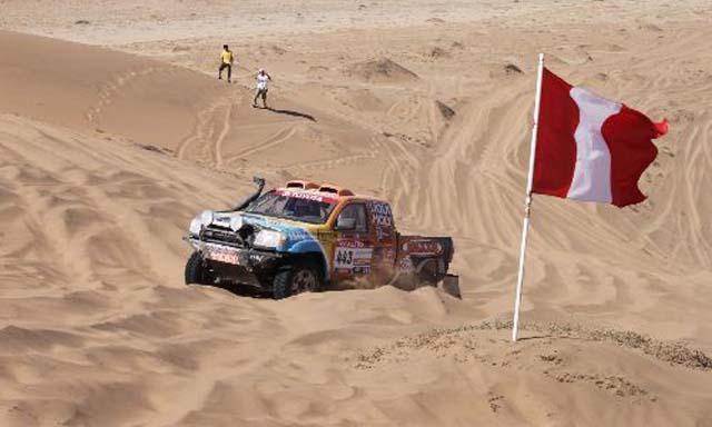 Unesco preocupada por impacto del Dakar en patrimonio arqueológico en Argentina, Chile y Perú