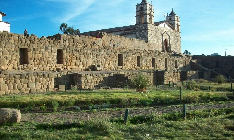 Vilcashuaman – joya arquitectónica de los incas en Ayacucho, Perú