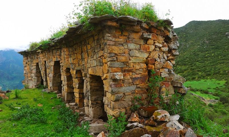 Rúpac, alojamiento prehispánico de Los Atavillos