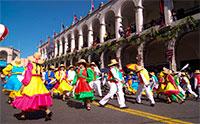 Calendario de Fiestas del mes de Agosto en Perú