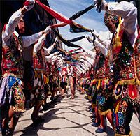 Calendario de Fiestas del mes de Julio en Perú