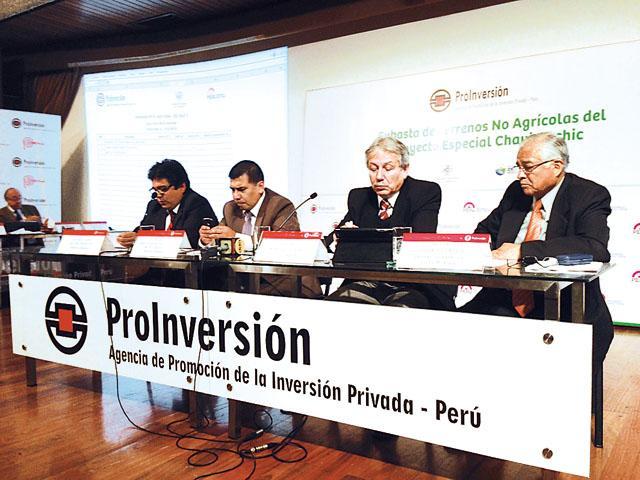 Proinversión no subastó lotes de Chavimochic que afectarían Cerro Campana (y continúan protestas)