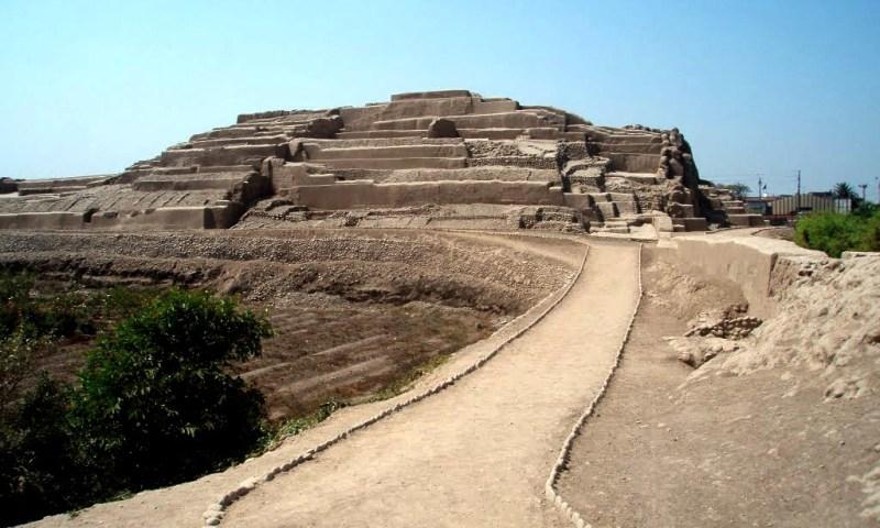 Confirman que siniestro no dañó Complejo Arqueológico Mateo Salado