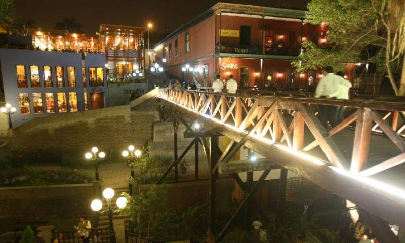 Barranco fue elegido uno de los 25 distritos más 'hipsters' del mundo