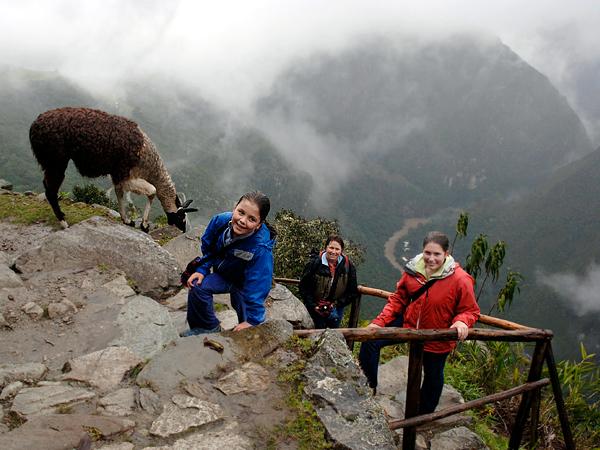 El mejor viaje familiar: Machu Picchu
