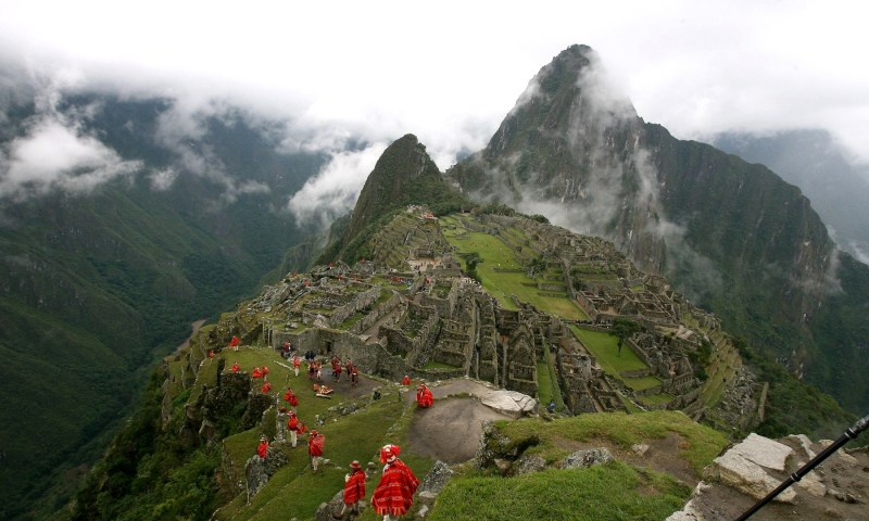 Google Street View to include Machu Picchu, Caral and Chan Chan