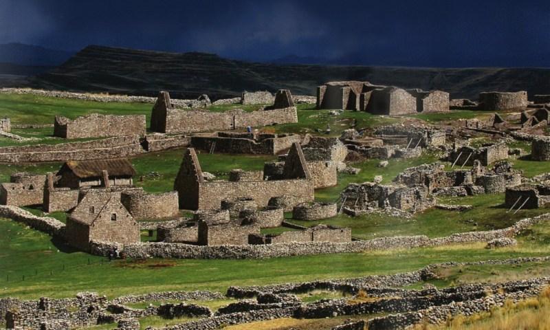 Complejo Arqueológico de Kanamarca