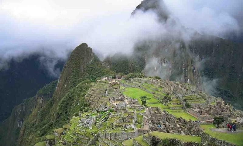 Los últimos años del imperio inca