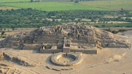 Caral-From-Air