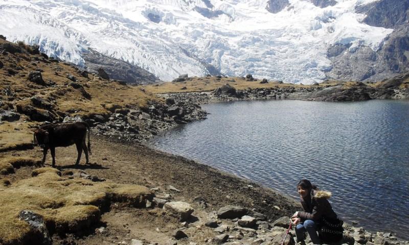 Vigilarán nevado Huaytapallana en inicio de año nuevo andino