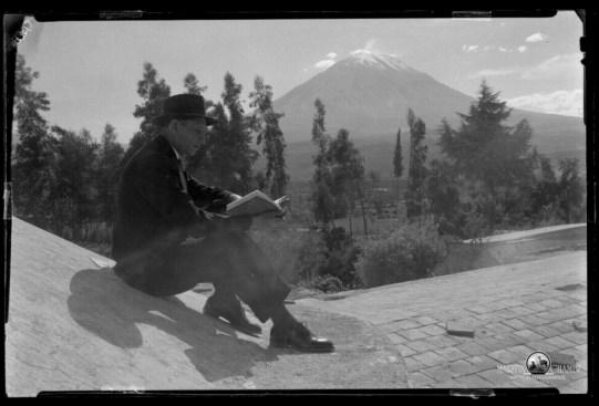 Arequipa Martin Chambi LECTOR EN TECHO