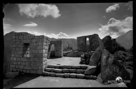 Martin Chambi Machu Picchu