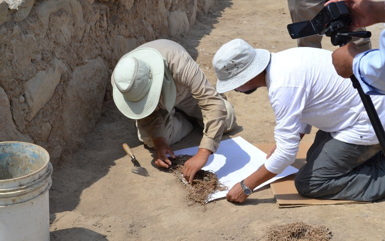 Un-Knotting the Past: a New Khipu Archive at Inkawasi, Peru