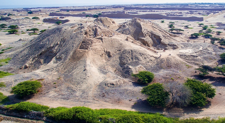 Los nuevos descubrimientos en Huaca Toledo – Chan Chan