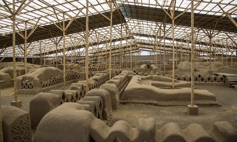 Chan Chan: lluvias de fenómeno costero no afectaron complejo arqueológico